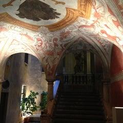 Photo taken at Palais Lascaris by Christophe A. on 12/2/2012