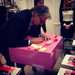 Photo taken at Paul Smith by Mindy Y. on 11/7/2013