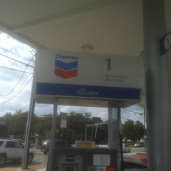 Photo taken at Chevron by Joseph E. on 11/12/2011