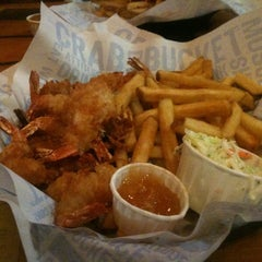 Photo taken at Joe's Crab Shack by Jack O. on 6/8/2012