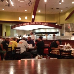 Photo taken at Metro Pizza by Stan S. on 9/10/2012