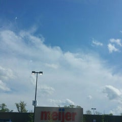 Photo taken at Meijer by Lucrecer B. on 5/1/2016