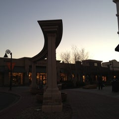Photo taken at The Shoppes at Arbor Lakes by Dina K. on 11/8/2012