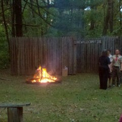 Photo taken at Camp Conewago by Eric S. on 9/22/2012