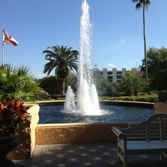Photo taken at Rosen Inn at Pointe Orlando by Carlos E C. on 1/27/2013