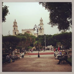 Photo taken at Mérida by Paul G. on 2/28/2013