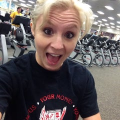 Photo taken at LA Fitness by Victoria M. on 2/4/2015