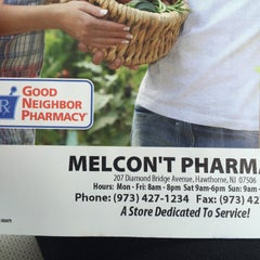 Photo taken at Melcon's Pharmacy by Victoria M. on 5/15/2015