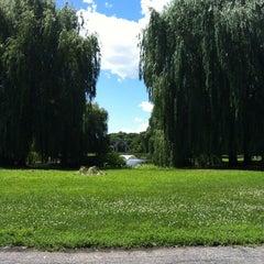 Photo taken at Douglas (Stephen) Park by Bridget N. on 6/28/2013