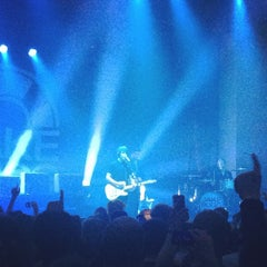 Photo taken at Spa Theatre & Royal Hall by Craig G. on 10/21/2014