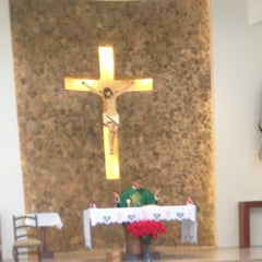Photo taken at Iglesia San Judas Tadeo by Juan Carlos M. on 8/4/2013