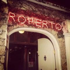 Photo taken at Cantina Roperto by Mara R. on 5/12/2013