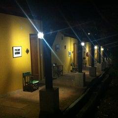 Photo taken at Hotel de Lençóis by Angèle B. on 11/10/2013