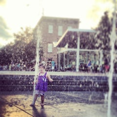 Photo taken at Ellis Square by Sierra G. on 6/15/2013