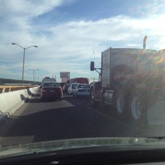 Photo taken at Puente del Vado by Pamela A. on 11/17/2012