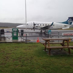 Photo taken at Taupo Airport (TUO) by Emma M. on 6/29/2014