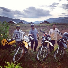Photo taken at Batu Busuak by Adrian E. on 10/27/2013