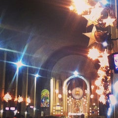 Photo taken at National Shrine of Our Mother of Perpetual Help by Bitoryo L. on 1/2/2013