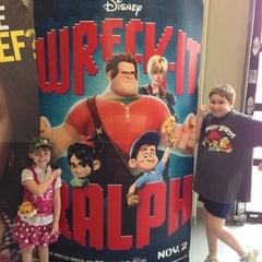 Photo taken at AMC South Barrington 30 by Ward on 11/11/2012