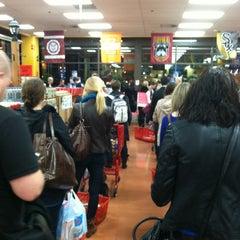 Photo taken at Trader Joe's by Amber K. on 12/4/2012