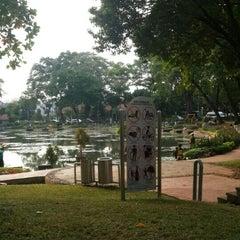 Photo taken at Taman Situ Lembang by Rama 1. on 8/2/2015