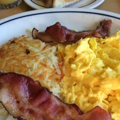 Photo taken at IHOP by Amy L. on 12/29/2014