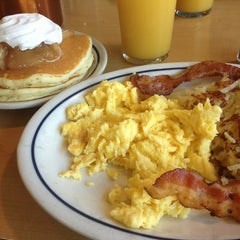 Photo taken at IHOP by Amy L. on 9/10/2013