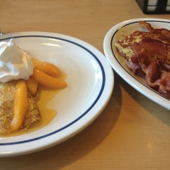 Photo taken at IHOP by Amy L. on 2/27/2014