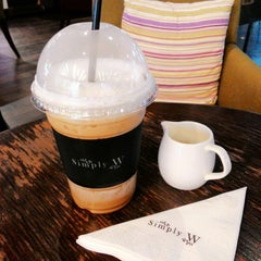 Photo taken at Simply W by : P on 11/5/2014