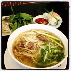 Photo taken at Phở 24 @ Vincom Center B by Kenji H. on 2/14/2014