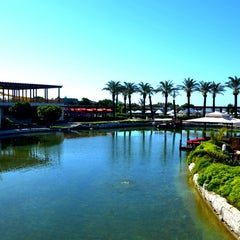 Photo taken at Rixos Premium Belek by Onur G. on 5/28/2013