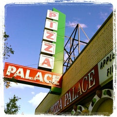 Photo taken at Frank's Pizza Palace by Nick H. on 8/30/2013
