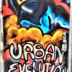 Photo taken at Urban Evolution by Jackie E. on 10/11/2013