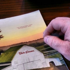 Photo taken at Bob Evans Restaurant by Robert F. on 4/24/2013