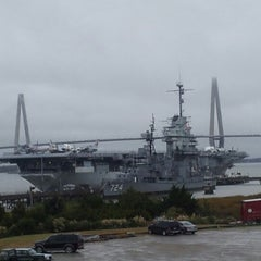 Photo taken at Charleston Harbor Resort & Marina by Jay G. on 11/15/2012