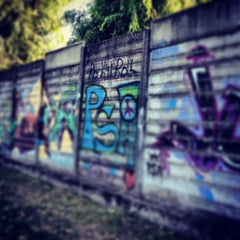 Photo taken at Parco archeologico urbano dell'antica Picentia by Alfonso G. on 9/3/2013