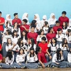Photo taken at SMA Negeri 22 Bandung by ineza n. on 2/2/2014