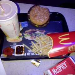 Photo taken at McDonald's by Semih K. on 8/11/2013
