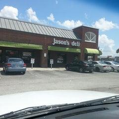 Photo taken at Jason's Deli by Jose R. on 7/6/2013