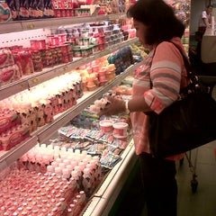 Photo taken at YOGYA Supermarket by Johanne H. on 9/22/2013