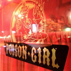 Photo taken at Poison Girl by GRIM REAPER... on 4/8/2013