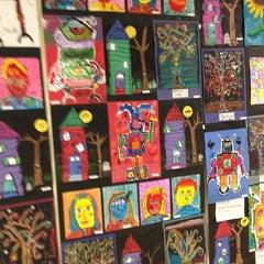 Photo taken at Arbor Creek Elementary by Lisa J. on 4/24/2014