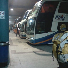 Photo taken at Terminal de Buses Collao by Ricardo L. on 8/1/2013