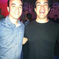 Photo taken at Snickerz comedy club by Ace M. on 9/22/2012