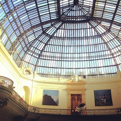 Photo taken at Museo Nacional de Bellas Artes by Eve D. on 8/13/2013