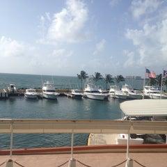 Photo taken at La Marina @ El Conquistador Hotel And Casino by Lizbeth I. on 8/14/2013