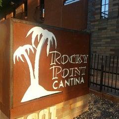 Photo taken at Rocky Point Cantina by Pamela M. on 5/25/2013