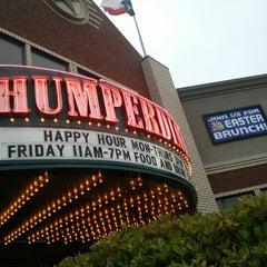 Photo taken at Humperdinks Restaurant & Brew Pub by Andrew Y. on 3/22/2013