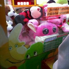 Photo taken at Timezone by Riima Ayis C. on 11/14/2012