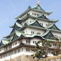 Photo taken at 名古屋城 (Nagoya Castle) by Takafumi N. on 3/24/2013